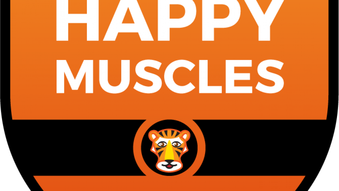 Welcome to the Happy Muscles Blog