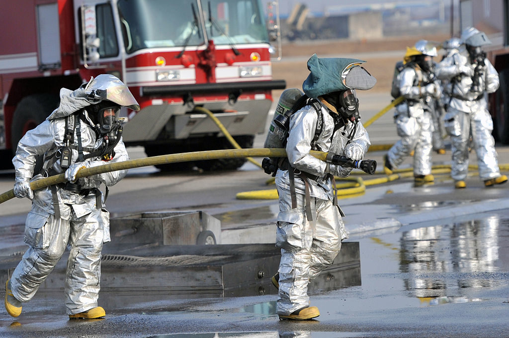 3 Minerals to Keep Our First Responders' Muscles Happy