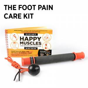The Foot Muscle Care Kit