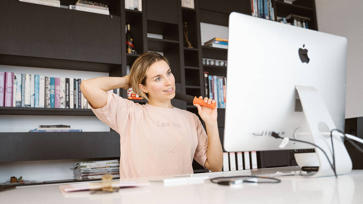 Why We Need to Get Rolling at Work